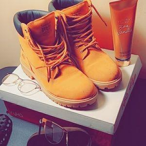 Timberland Boots Pro 24/7 LIKE NEW
